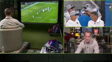 Best breakdowns from Manning brothers on 'MNF' Week 2