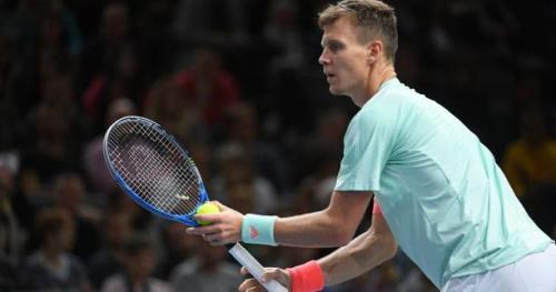 Tennis - ATP - Miami - Adrian Mannarino n'a rien pu faire face à Tomas Berdych