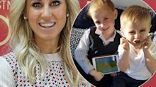 Roxy under fire for implying only her son will attend university