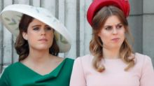 """Eugenie and Beatrice Have Been """"Going Through Hell"""" Since Their Dad, Prince Andrew, Stepped Down"""