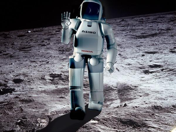 Japan sending biped robots to conquer moon by 2020