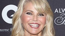 Christie Brinkley has no time for internet haters who say she 'looks old'