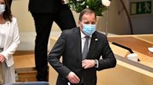 Sweden's government toppled as prime minister loses no-confidence vote