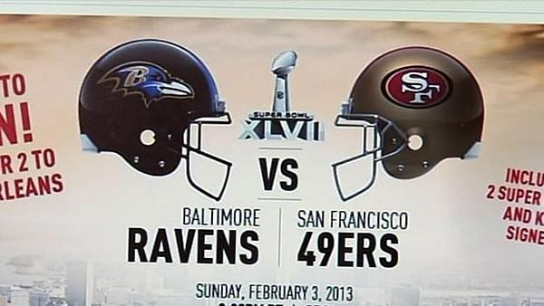 Sunnyvale couple wins trip to Super Bowl XLVII