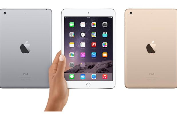 iPad mini 3 vs. the competition: Which will you hold in one hand?