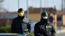 El coronavirus, maná caído del cielo para delincuentes italianos