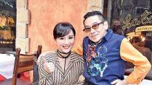 Teddy Robin Kwan likens Dada Chan to Maggie Cheung