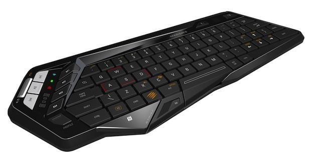 Mad Catz announces S.T.R.I.K.E.M keyboard for gamers on the go