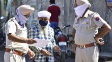 Coronavirus hits India hard