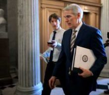 GOP's Portman says Senate infrastructure deal '90 percent' done, held up by mass transit