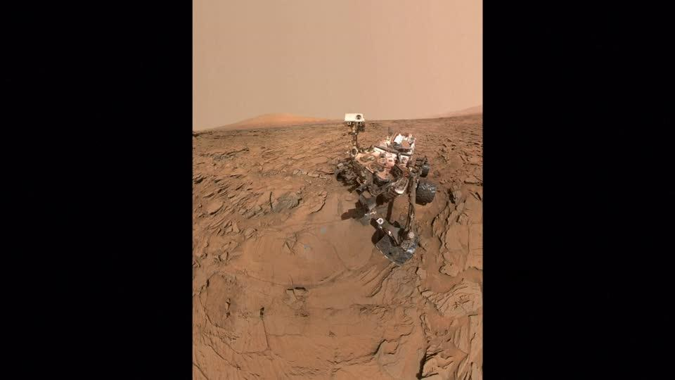 NASA's Mars rover finds new clues about life on the Red ...