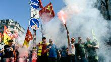 Plus de 100.000 personnes dans la rue ce jeudi en France