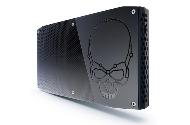 Intel's first 'Skull Canyon' NUC has Core i7 power
