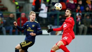 Europa League draw: Who can Arsenal face in the round of 32, how to watch and stream online, winner odds and seeds