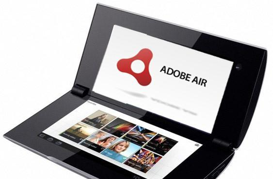 Adobe and Sony create contest to put Air apps on Android tablets