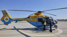 FOTOS | Así es el Pegasus, el polémico helicóptero-radar de la DGT