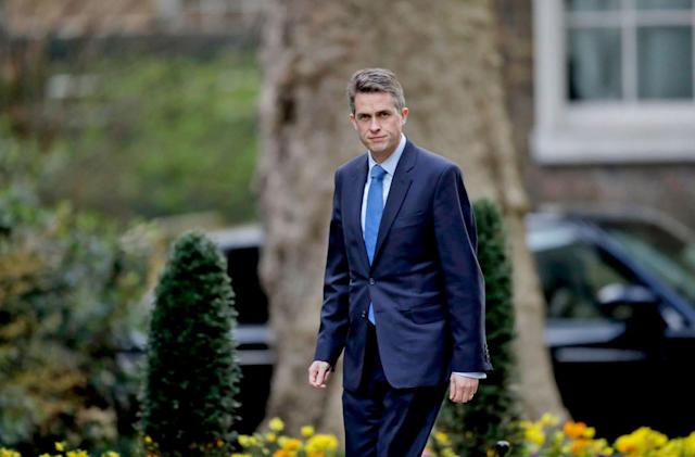 UK sacks Defense Secretary Gavin Williamson over Huawei leaks (updated)