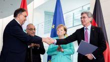 Siemens sichert sich erste Energie-Aufträge im Irak