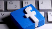 Facebook to halt new political ads just before U.S. election