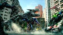 Exclusive Clip: 'Transformers: Age of Extinction' Modeled After Classic Westerns