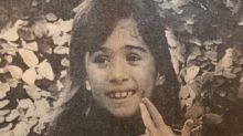 Aos 7 anos, Tatá dividia o namorado com uma amiga e parecia com o Xororó