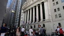 US stocks dip in early trading as busy earnings week starts