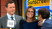 Dr. Oz's Quick Creepster Moment on 'Today'