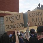 Activists, Police Denounce George Floyd's Killer