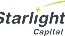 Starlight Hybrid Global Real Assets Trust announces 2019 cash distributions