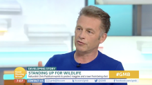 Chris Packham tells 'GMB' he's received death threats over shooting campaign