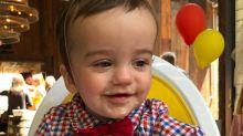 Jimmy Kimmel celebra el primer cumpleaños de su hijo Billy