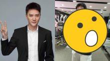 「蘭陵王」馮紹峰認了變胖 健身房自拍衝上熱搜