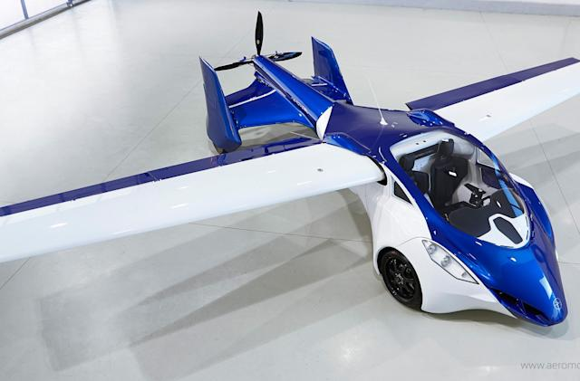 6 flying cars that let you soar over traffic
