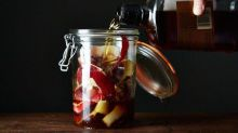 Apple Peel Bourbon Recipe