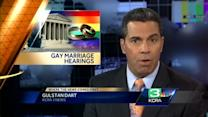 U.S. Supreme Court to hear arguments on California's Prop 8