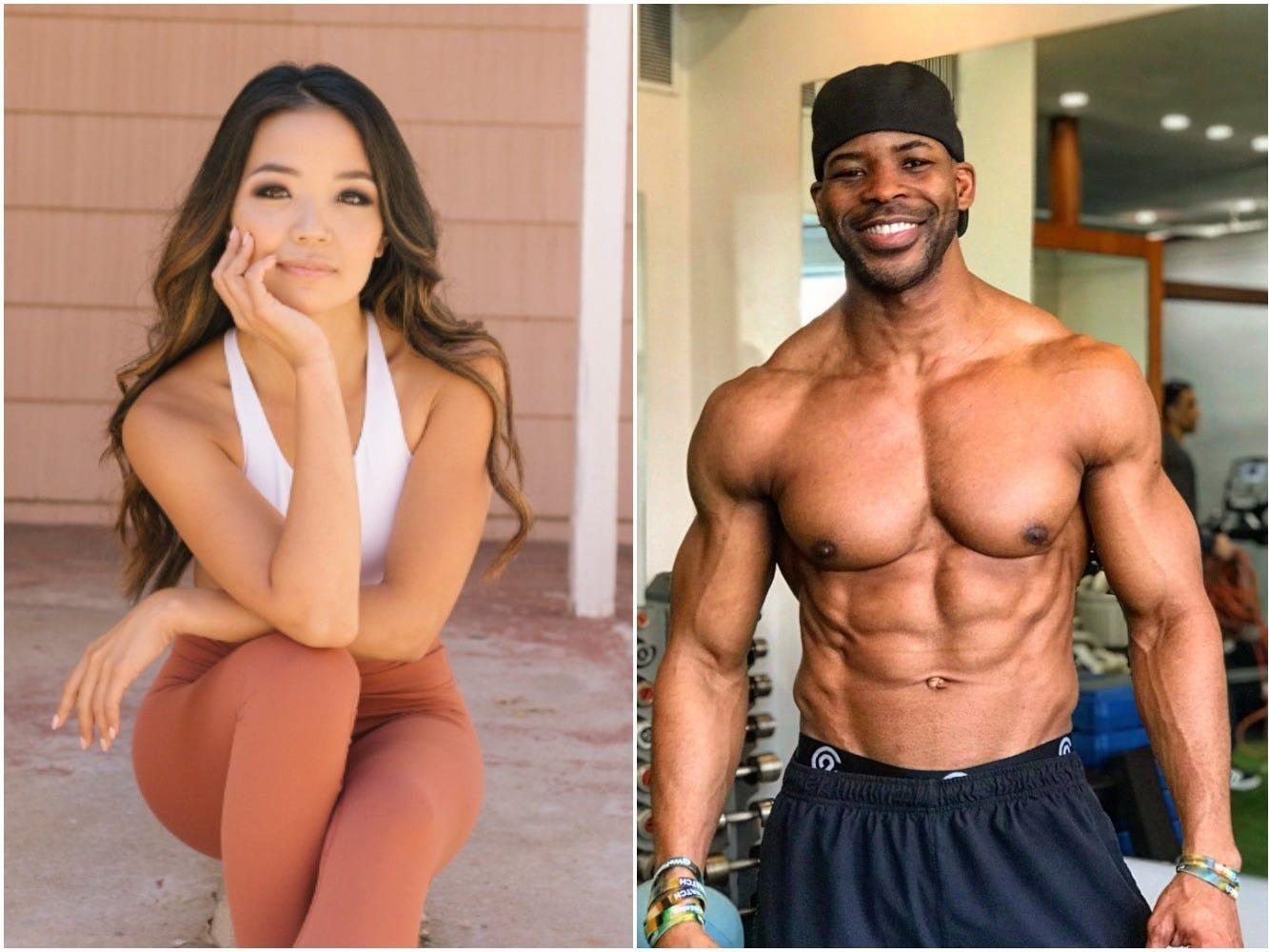 50 non-white fitness, health, and wellness influencers to follow to diversify your Instagram feed