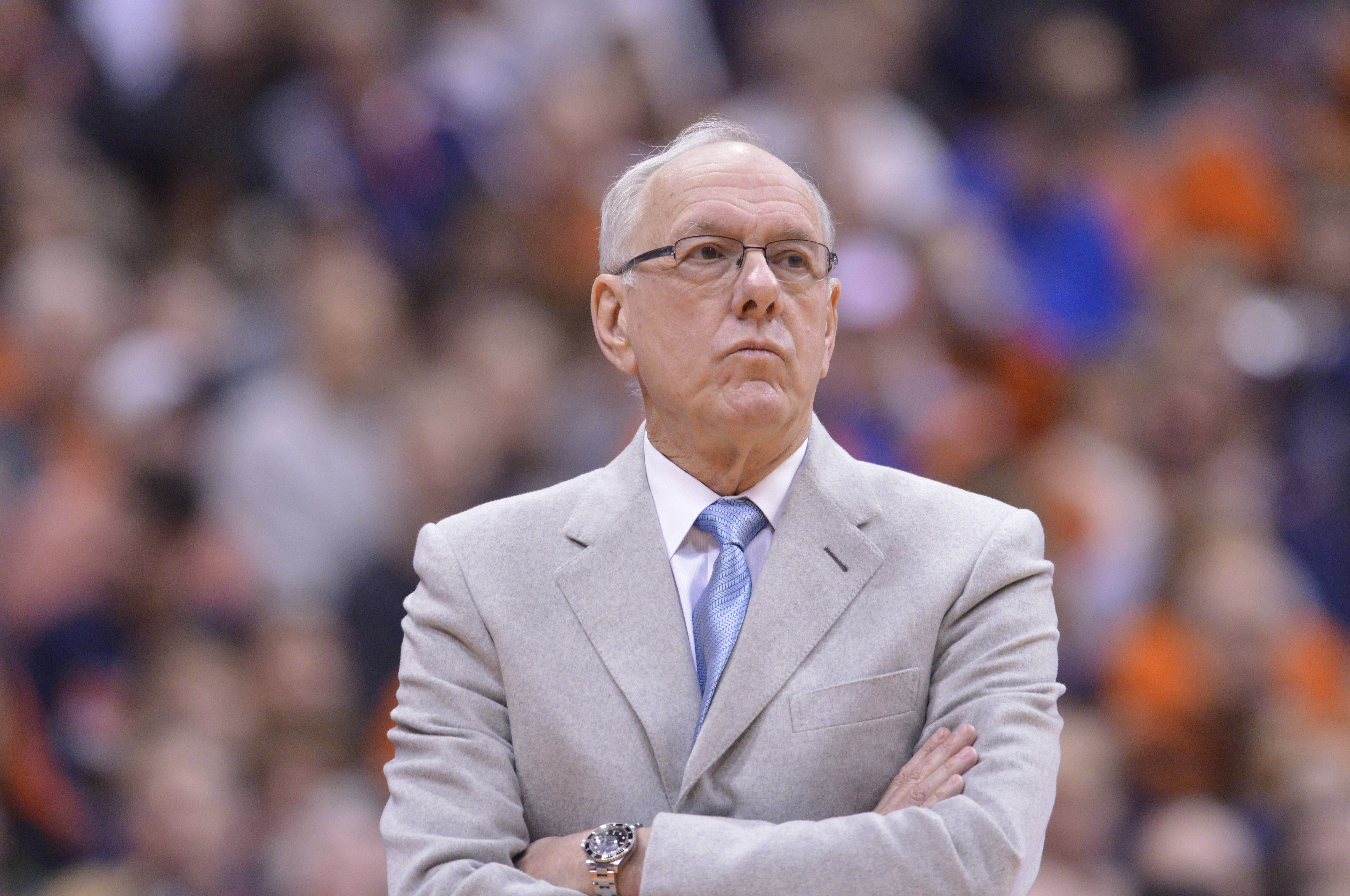 Jim Boeheim Suspended As Part Of Ncaa S Punishment Of Syracuse