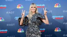 Coronavirus scare sees Heidi Klum self-isolate after taking ill on America's Got Talent