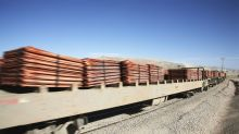 Copper Trains Ransacked by 'Moles' in Full-Moon Desert Heists