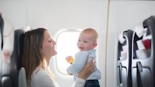 Airline launches seat mapper tool to show where babies are sitting on a plane