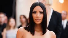 This Is How Kim Kardashian Gets That Mega-Watt Hair Shine