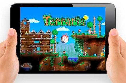 Terraria iOS out tomorrow