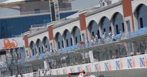 F1 - Istanbul confiant dans le retour de la F1 après une rencontre Erdogan-Carey