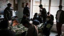 Migrants: le Refuge, halte salvatrice en sursis à Briançon