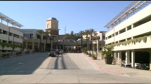 Armored Car Guard Robbed At Fashion Valley Mall