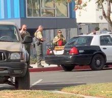 Student gunman kills two, wounds three at California high school before shooting self