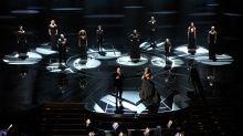 Beim Auftritt von Andra Day und Common: Das waren die zehn Aktivisten auf der Oscar-Bühne