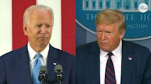 Trump's campaign to paint Biden as mentally unfit becomes a gamble