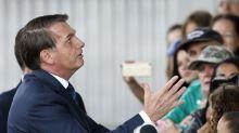 Bolsonaro nega ter enviado vídeo contra Congresso; jornalista rebate