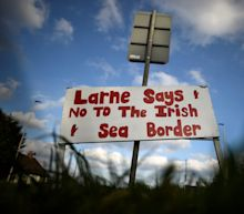 British exports of EU goods to Northern Ireland incurring Brexit tariffs